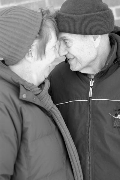 Ed & Suz Wittman, January 2010